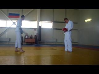 Положенцев Дмитрий VS Ткачев Вячеслав 6
