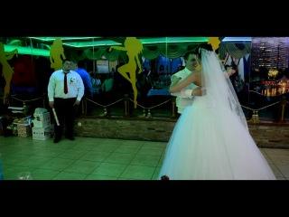 Первый свадебный танец молодоженов видео +38096-683-6287 ПП Ваня съемка фото видео на свадьбу Киев
