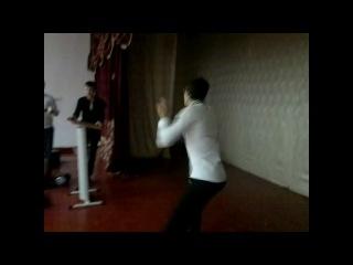 Эксклюзивный танец от Славика