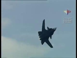 Самый необычный российский самолет Су-47 Беркут. Супермашина с супервозможностями. НАТО сосёт)