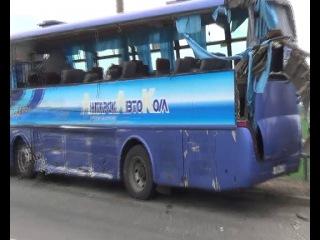 По факту ДТП в Усольском районе с участием автобуса и грузовика возбуждено уголовное дело
