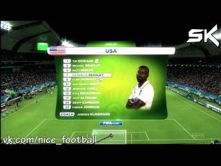 Почему США не важно играет футбол(Not Vine) by SK