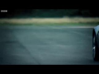 Тесты: Mercedes SLS Roadster (озвучка Top Gear)