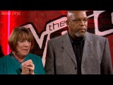 The Voice UK 2013 _ Nate James performs 'Crazy' - Blind Auditions 5 - BBC One