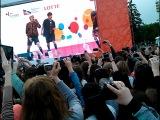 14.06.2014 BTS in Moscow (Мост в Корею)
