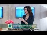Debora Falabella fala sobre o início do namoro com Murilo Benício