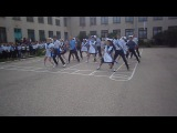 Флеш-моб в Акимовской школе!)))