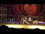 Выступление Адели на отчетном концерте студии танца Е-DANCE STUDIO