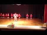 Зразковий вокально-хореографічний ансамбль