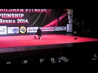 Evtukhov Dobrynya 3-nimes World Fitness  Champion  2014