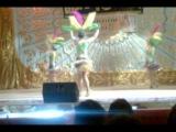 Творческий танец Орынбасаровой Салтанат