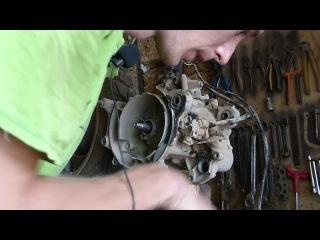 Новый формат- капитальный ремонт Honda Lead 50 (af20)