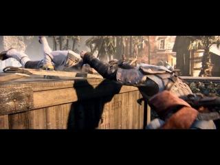 Assassi's Creed 4: мнение Чёрной бороды