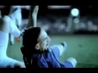 Реклама Найк Ronaldo, Kobe Bryant, Roger Federer, Ronaldinho, Rooney and Ribry- Nike ad
