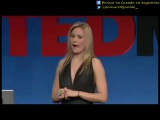 Aimee Mullins - La oportunidad que brinda la adversidad (doblado al español) 2-2
