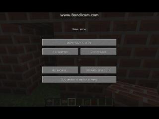 Minecraft 1 6 2 Механизмы ловушки и баги Часть 8 Поршневая дверь