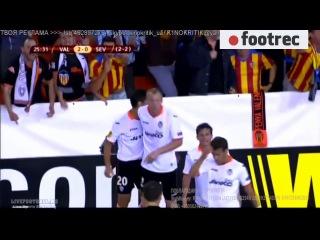 Валенсия — Севилья 01.05.14 Valencia — Sevilla