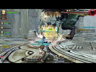 Dragonnest 龍之谷 5_14 ThirdCoreNest 三核巢穴 by半糖