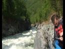 река Кумир порог Девичьи Плесы