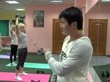 тренировка в домашних условиях с гантелями  на все группы мышц от Анны Куркуриной!