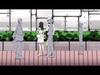 Mekaku City Actors | Актеры ослепленного города 5 серия