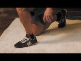 Домашние тренировки с Денисом Семенихиным. Упражнения для ног (выпрыгивания из выпада )