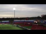 ФК Мордовия. Вручение кубка за первое место в ФНЛ сезон 2013-2014