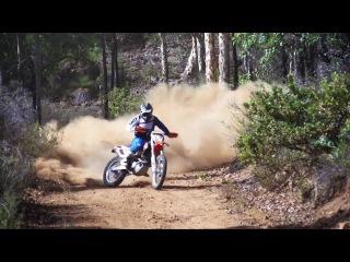 LIFE OF A DRIFTER - KTM 500EXC