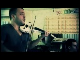 Micah The Violinist &amp Oliver Schmitz Recording in Studio part 1