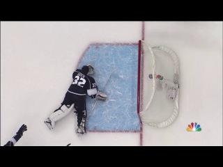 NHL 2013-14 / Stanley Cup / 13.06.2014 / Final / Game 5 / New York Rangers - Los Angeles Kings / 1 часть