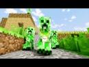 Майнкрафт Рэп Крипера [Minecraft Пародия].mp4