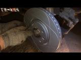 Замена передних тормозных дисков и колодок на Peugeot 308 (Пежо 308)