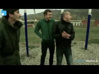 Непосредственно Каха 1 сезон 8 серия ( Серго в армии )