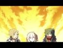 [AniDub] Актеры ослепленного города \ Mekaku City Actors - 7 серия