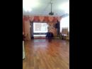 я тансую лезгинку на выступление кавказских танцев