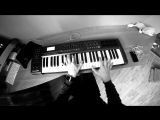 Nils Frahm - Over Ther, It's Raining (cover)