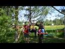 Верёвочный курс.Юный альпинист база Золотой фазан