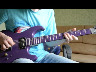 Ozzy Osbourne-Dreamer (guitar solo cover)
