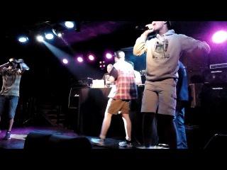 Всероссийский хип-хоп фестиваль при поддержке: Муровей, Типси Тип, Водяра Блюз! 01.06.2014 Клуб Plan:B
