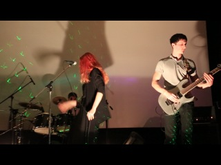 Furi Kuri Band YOUR ROCK 2014