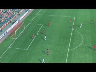 Wright-Phillips Goal by Eldak Onopkin