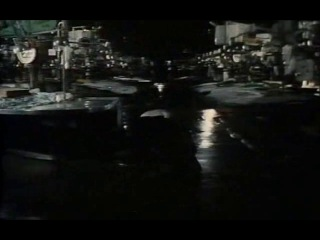 Миу-Миу и Ив Монтан в фильме - Дорога на юг, 198? год