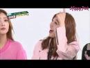 [Рус.Саб]140409 Weekly idol Apink high note battle cut
