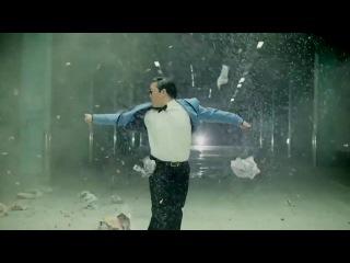 Съёмки клипа - PSY - Gangnam style (HET HOT)