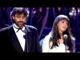 1997 г. 25 Сара Брайтман и Андреа Бочелли Time to say goodbye (Con te partiro)