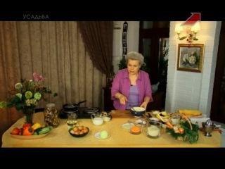 Быстрые рецепты - 38. Картофельная котлета с грибами