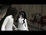 [MMD] Jeff and Jeffy the Killer - Anything You Can Do I Can Do Better [test model]