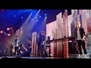 One Direction Alive Music Video