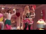 Avril Lavigne hello kitty съемки клипа