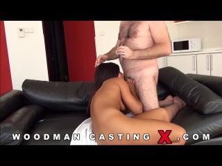 woodman casting Maria Fiori - Casting And Hardcore (30.06.2014) 720p